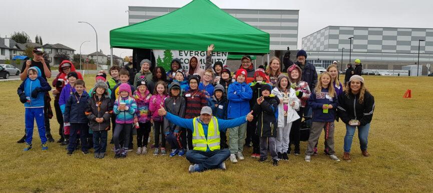 Calgary Evergreen Amazing Race